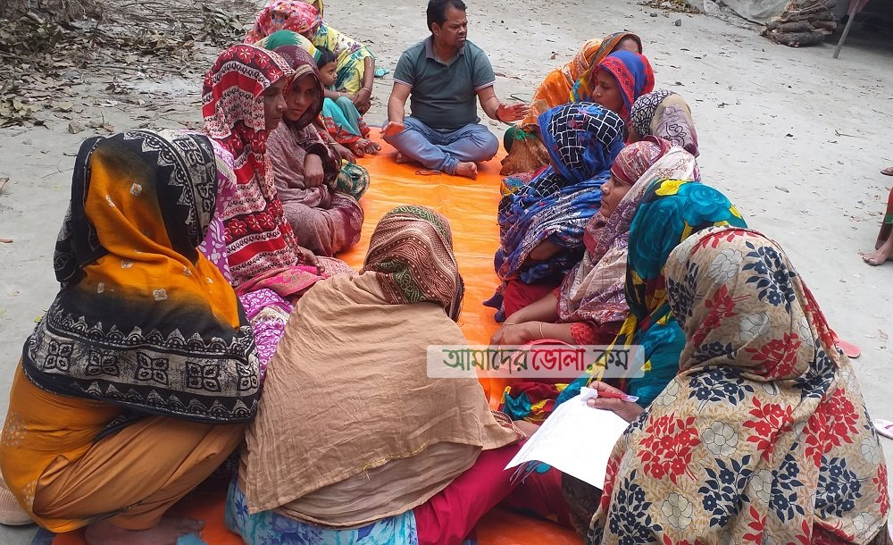 মৎস্য চাষে নারীদের অংশগ্রহন নিশ্চিত করলে মৎস্য উৎপাদন অধিক বৃদ্ধি পাবে