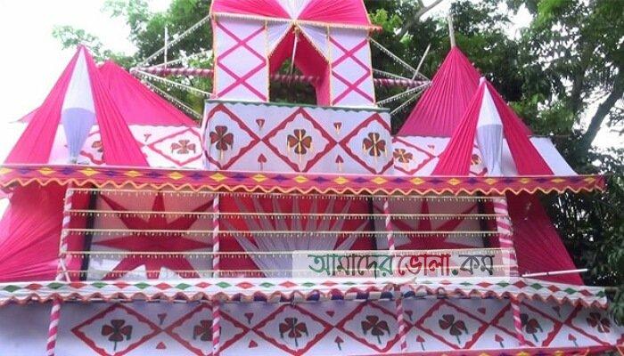 দৌলতখানে করোনা প্রতিরোধে বউ ভাত অনুষ্ঠান  বন্ধ করেছে প্রশাসন