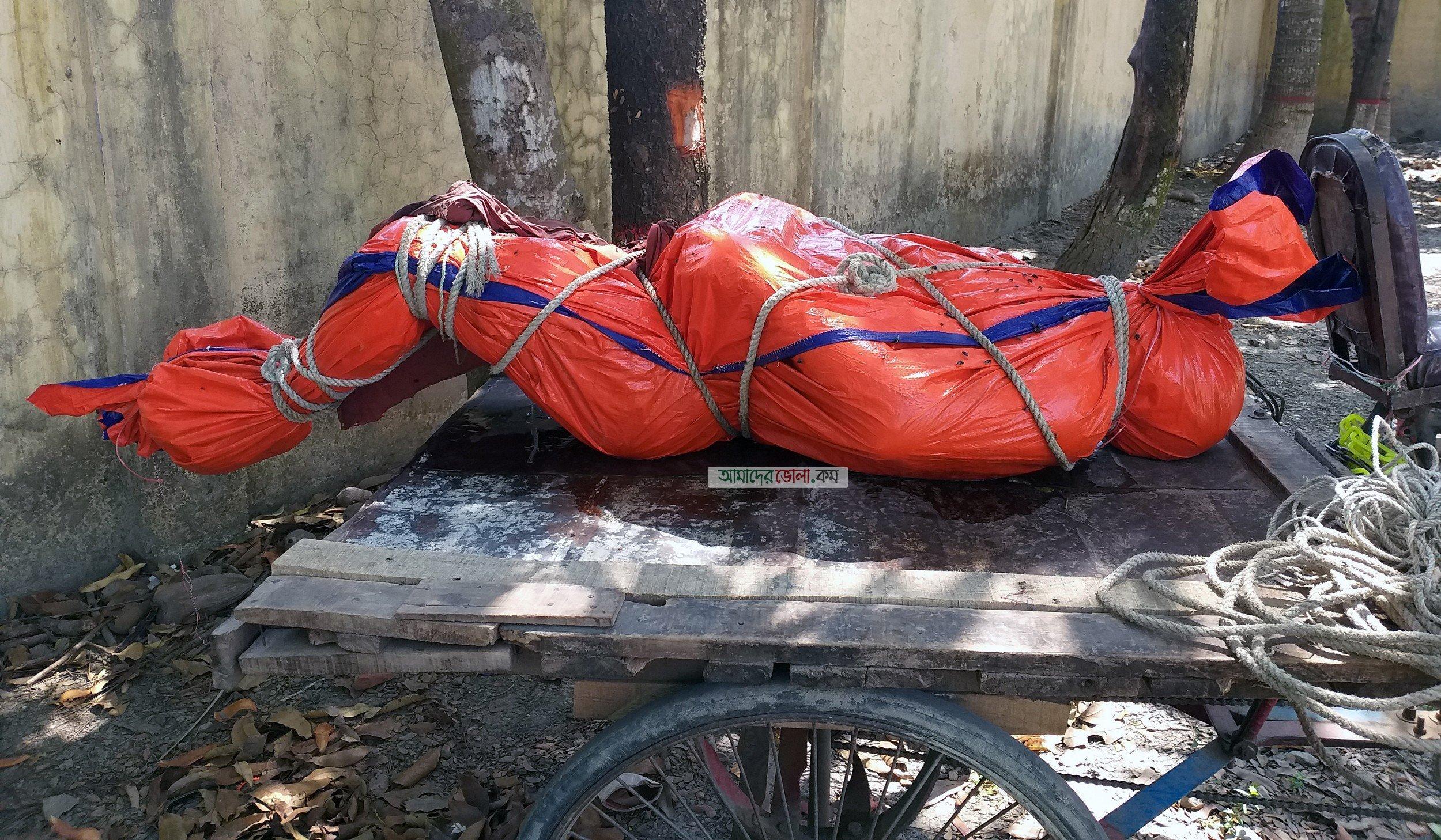 তজুমুদ্দিনে নিখোজের ৪ দিন পর শ্রমিকের লাশ উদ্ধার