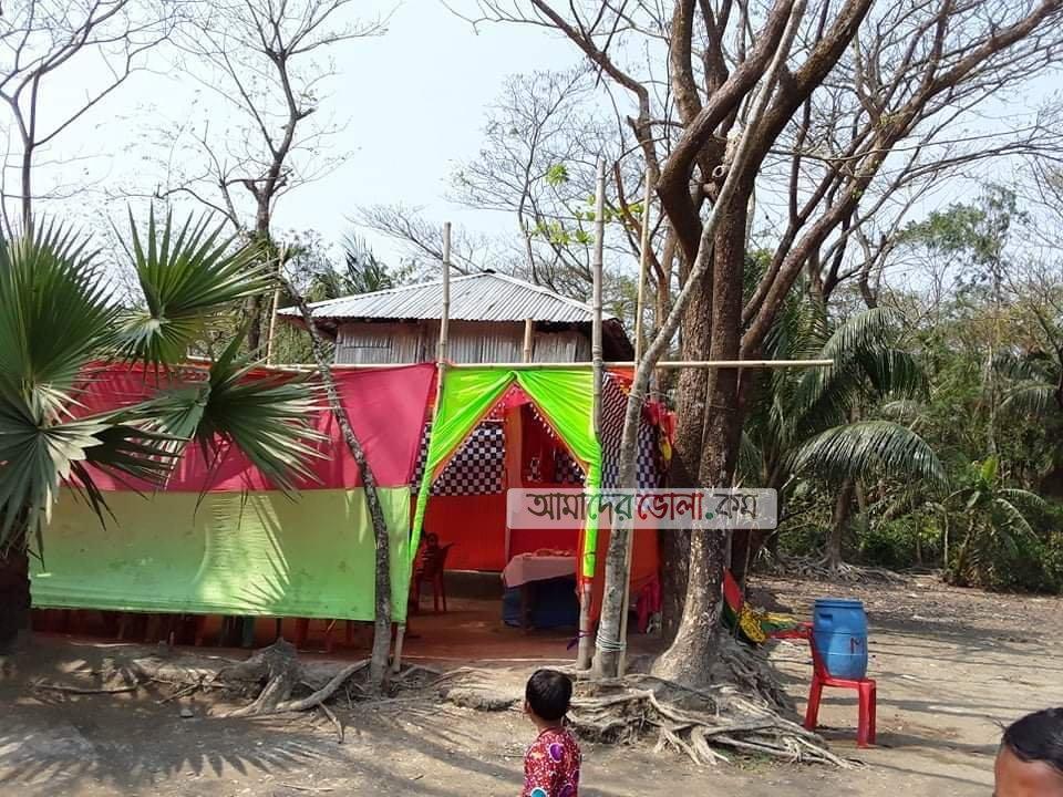 নির্বাহী কর্মকর্তার হস্তক্ষেপে চরফ্যাশনে বন্ধ হলো ছাত্রীর বাল্য বিবাহ