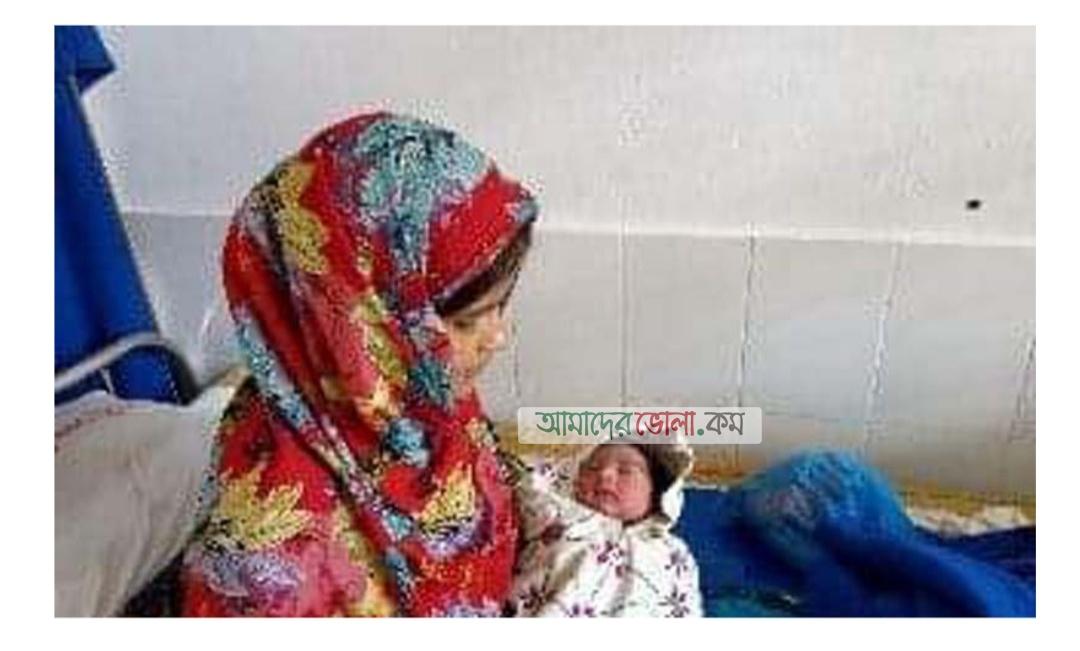 মনপুরায় ঘূর্ণিঝড়ের রাতে জন্ম নেওয়া সন্তানের নাম রাখলেন 'আম্ফান'